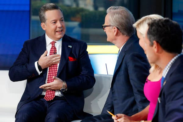 Fox News Fires Ed Henry Over Sexual Misconduct Claim