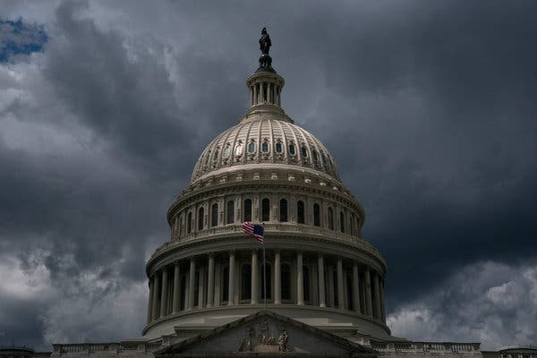 Four Top Tech C.E.O.s Will Testify on Antitrust, Panel Says