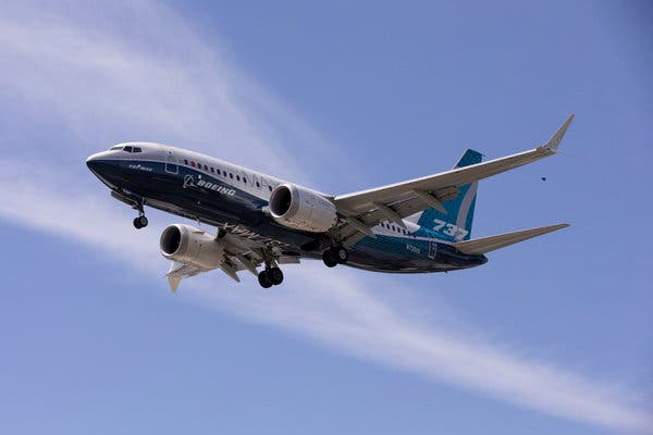 U.S. Watchdog's Report Faults Boeing's Disclosures on 737 Max Software